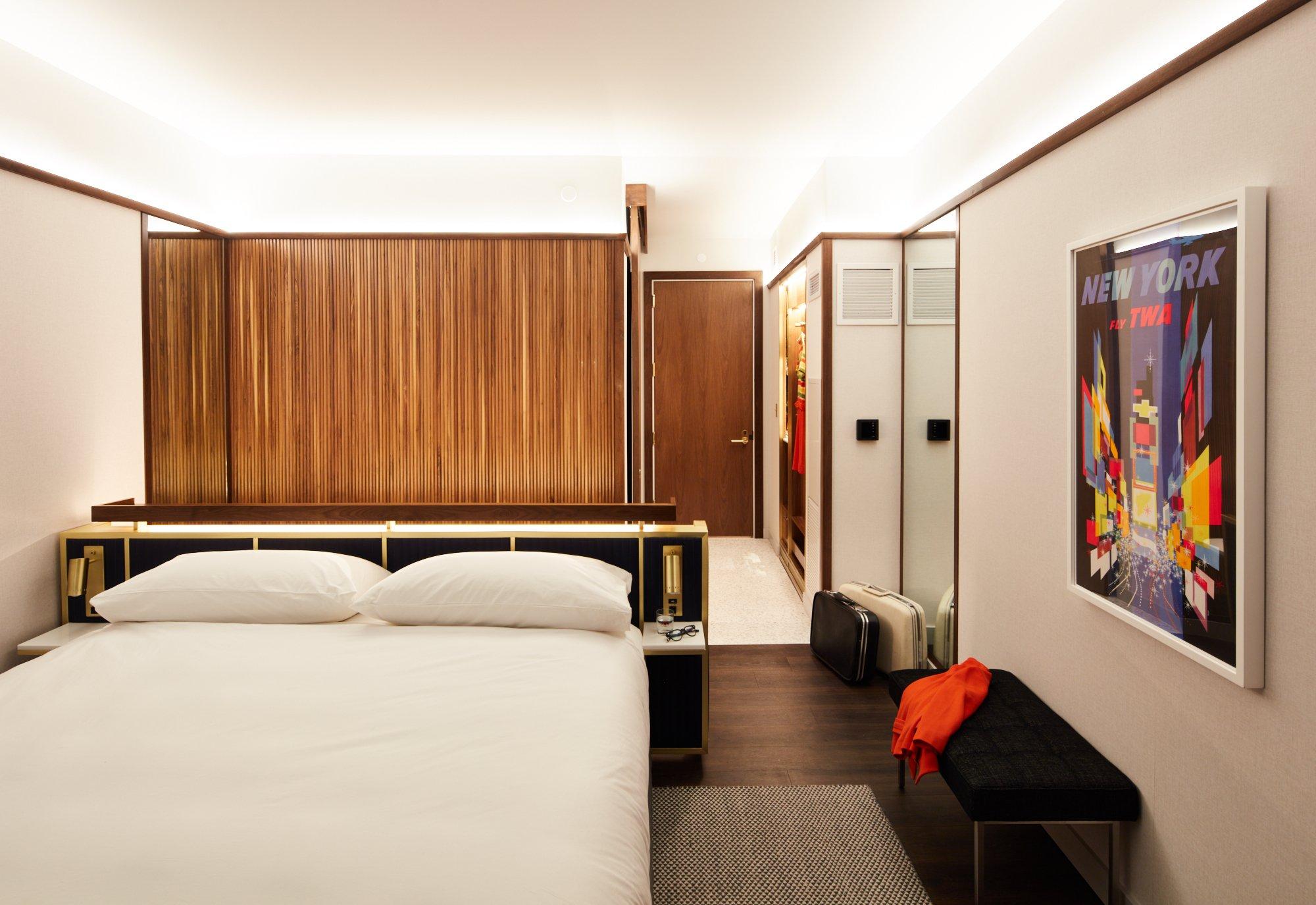 09 TWA Hotel Model Room