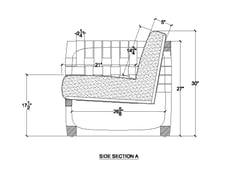 strap chair cad CROP