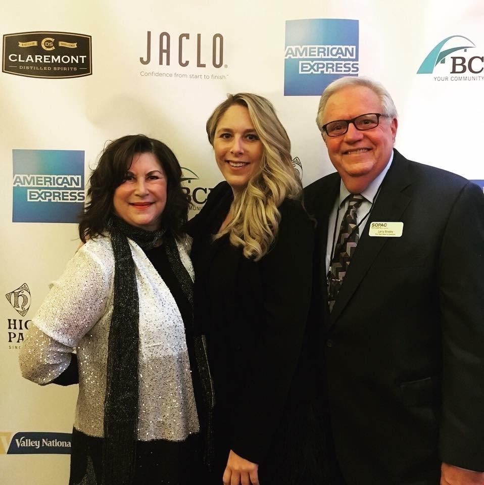 Carol, Morgan, and Larry Brodey- Jaclo