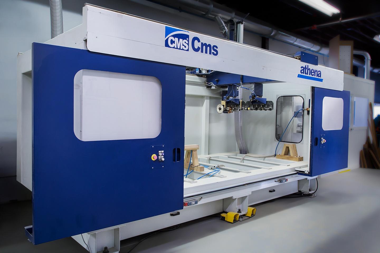 CNC Machine- Samuelson Furniture- Custom Furniture For Hospitality