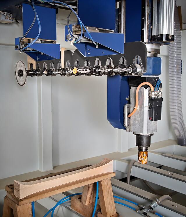 CNC machine - Samuelson Furntiure- Custom Furniture For Hospitality